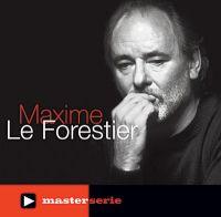 Cover Maxime Le Forestier - Master série [2009]